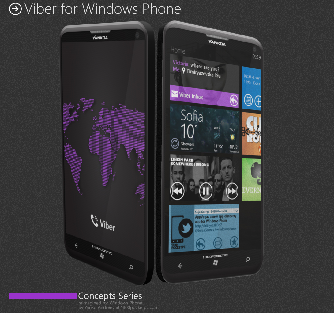 Viber Beta Released For Windows Phone No Voice Calls Yet