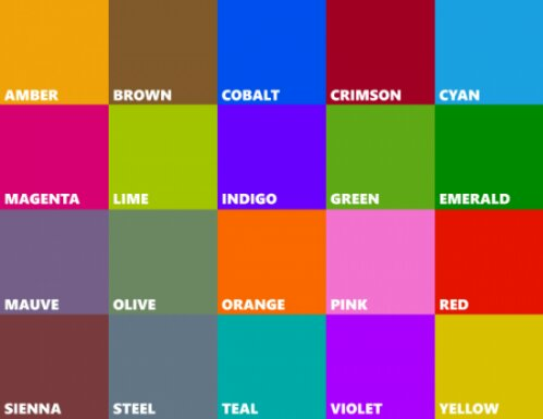 Windows Phone 8 Accent Colors Revealed Winsource