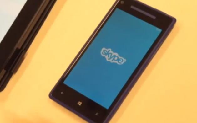 SkypeWP8