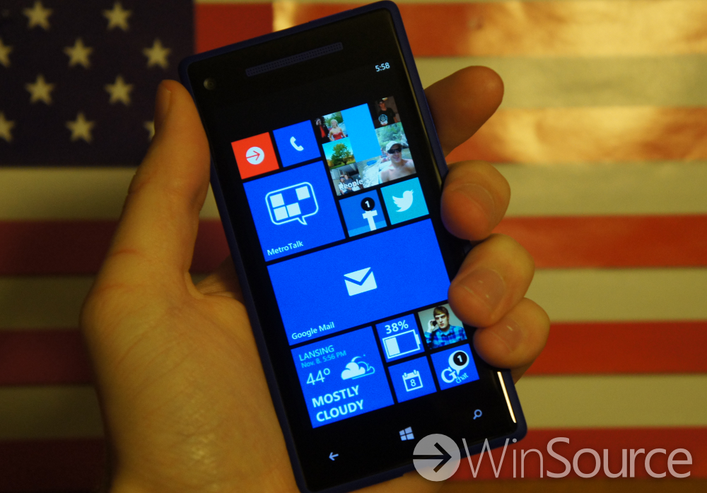 HTC Windows Phone 8X (AT&T) Review