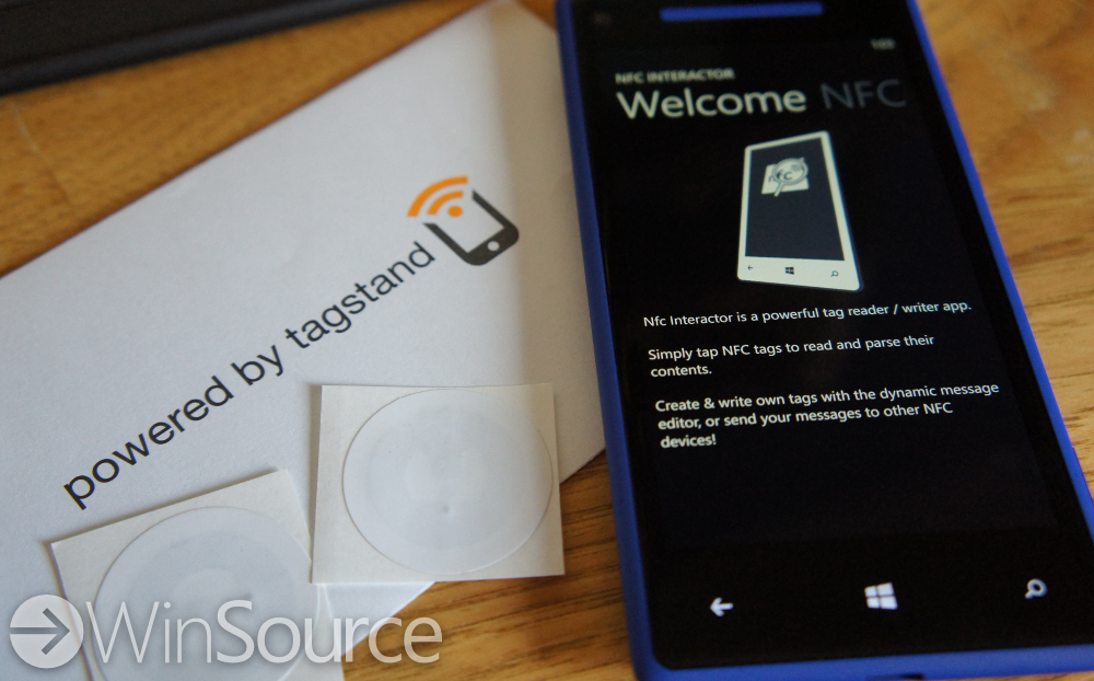 What can you do with NFC on Windows Phone 8? | WinSource