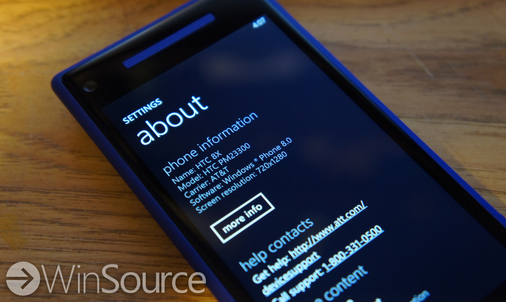 Windows Phone Blue not expected until 2014 | WinSource