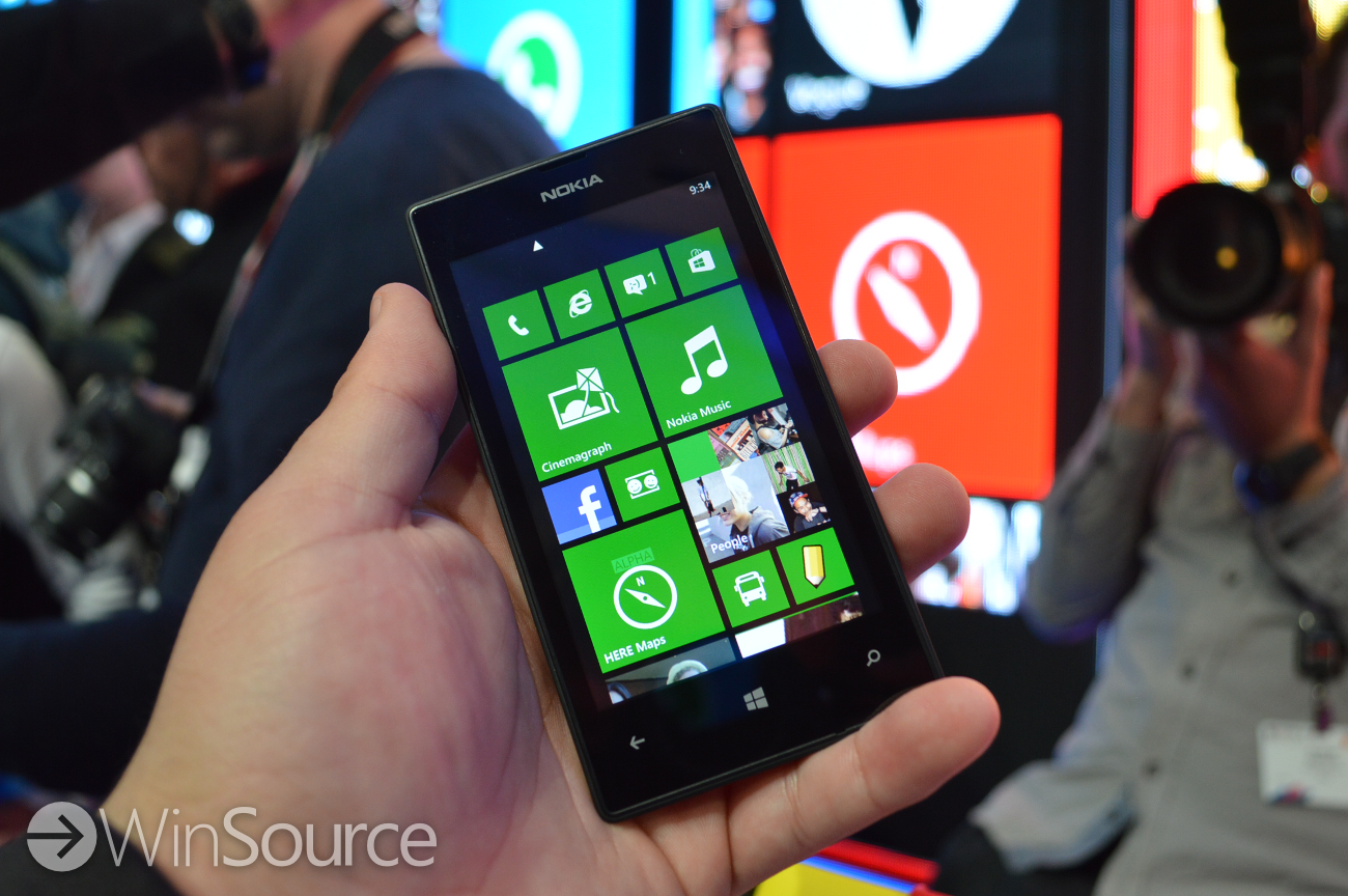 Hands on with the nokia lumia 520 soon to be 521 for t mobile as expected nokia has also announced the lumia 520 ccuart Choice Image