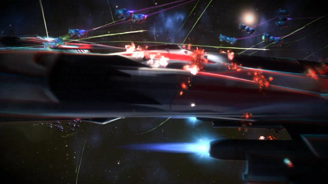 Galactic Reign Batlte