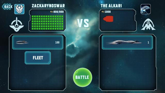 Battle Academy Galactic Reign