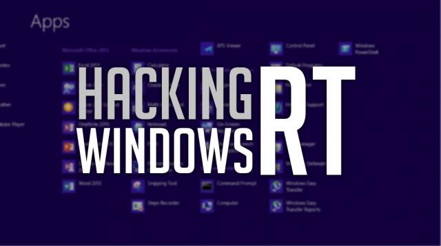 hackingRT