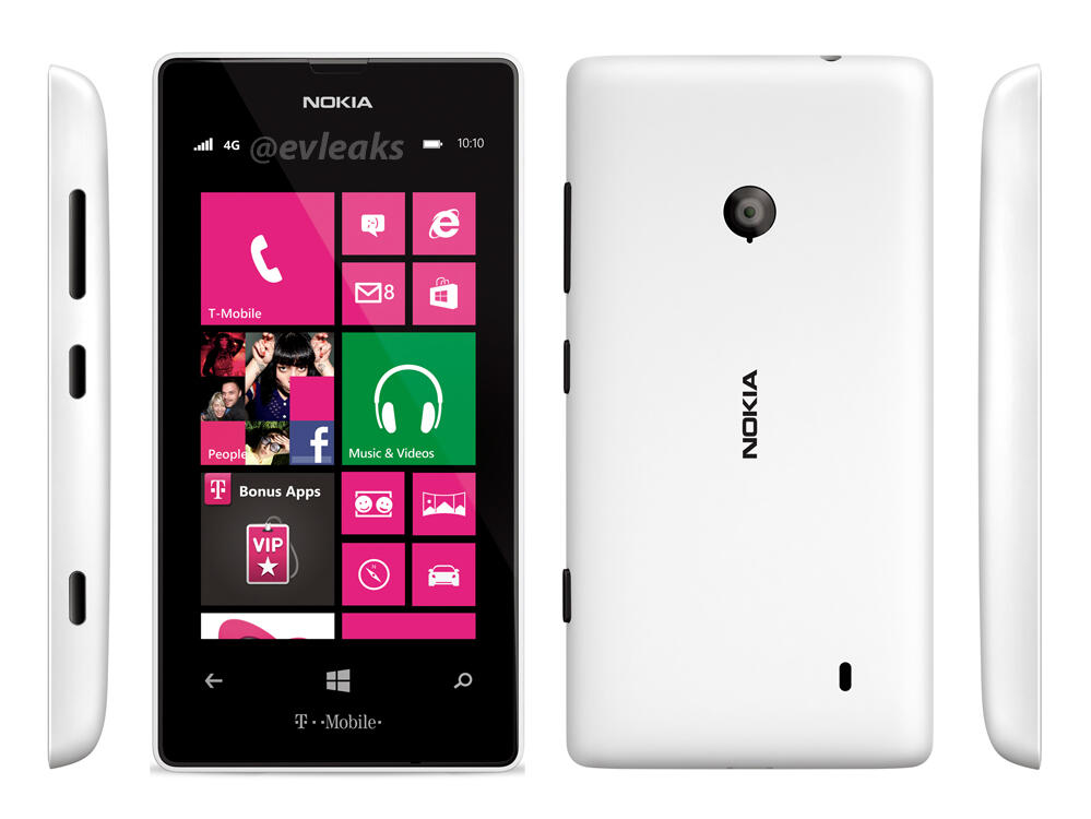 lumia 521Nokia Lumia 521 White