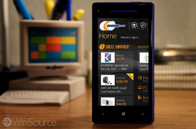 newegg app