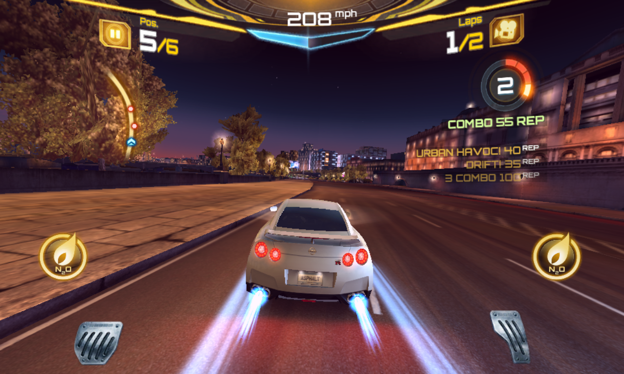 Asphalt 7 Heat Updated To Support Low End Hardware