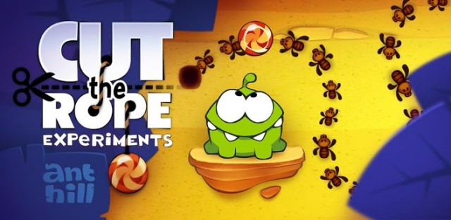 cut the rope E