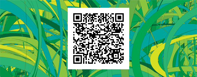 jungle QR