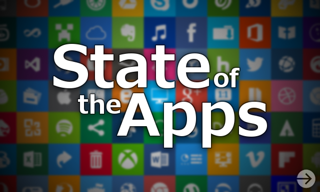 State of apps