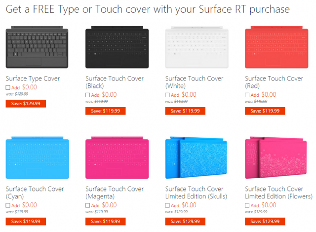 surface cover free