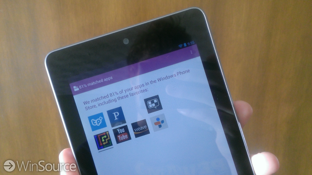 Microsoft releases 'Switch to Windows Phone' app for ...