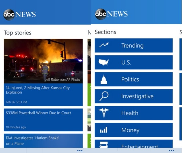 ABC-News-App-Windows-Phone