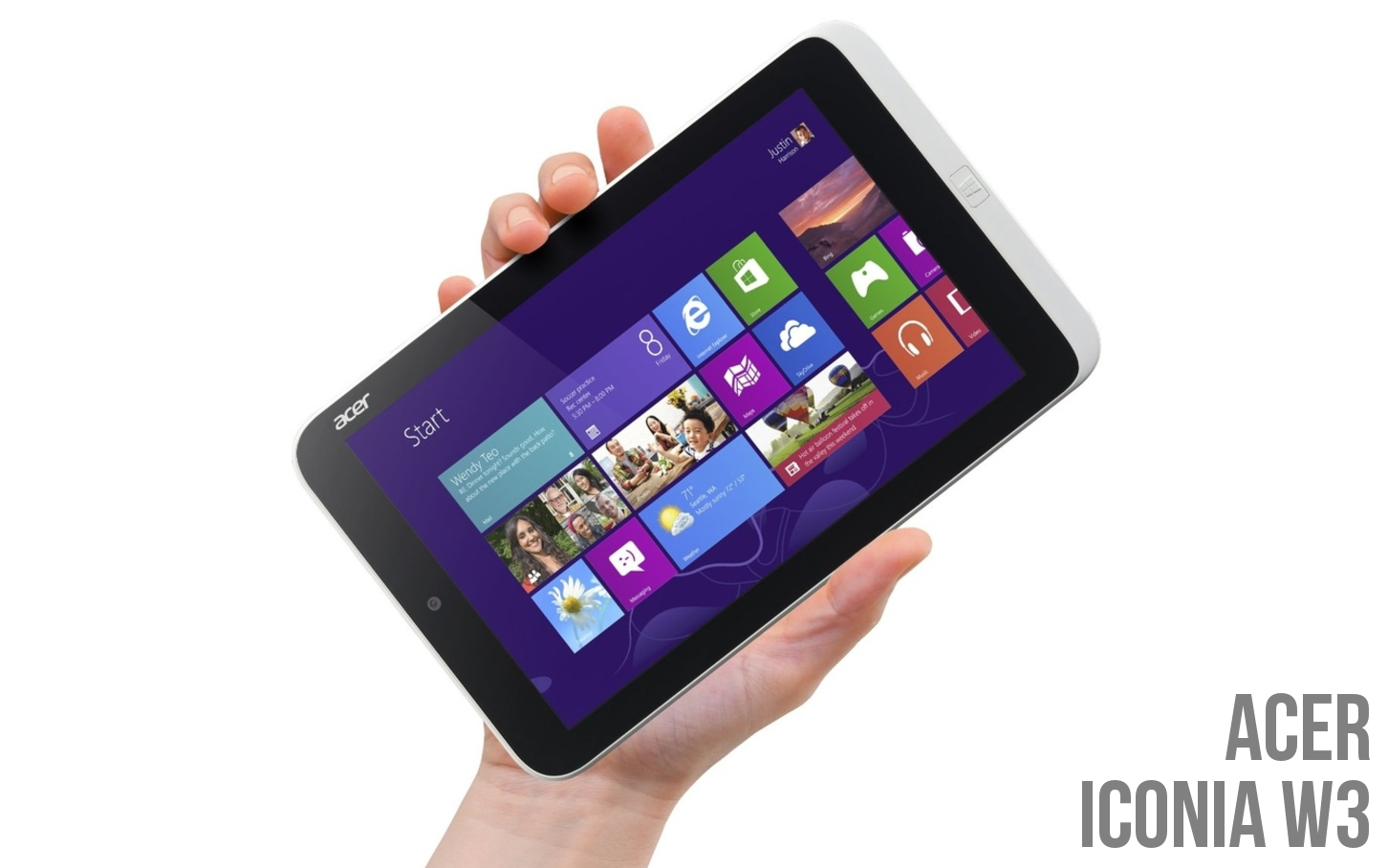 acer iconia w3 64gb model up for pre