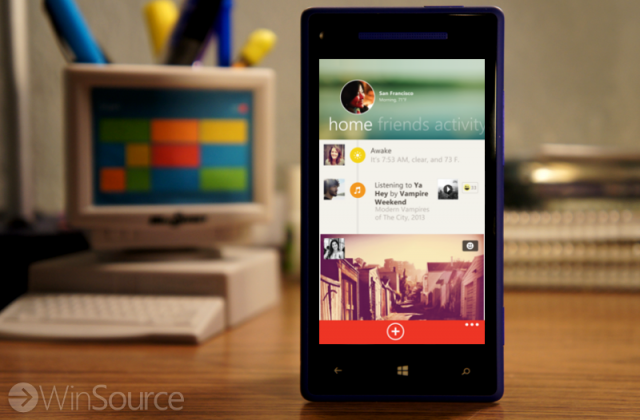 Path for WP8