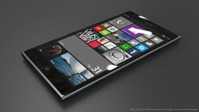 В Интернете появилась информация о новом смартфоне от Nokia