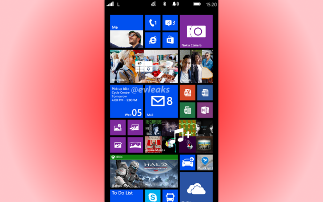 lumia 1520 screenshot