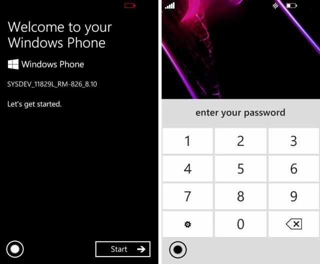 windows phone 8.1 leak