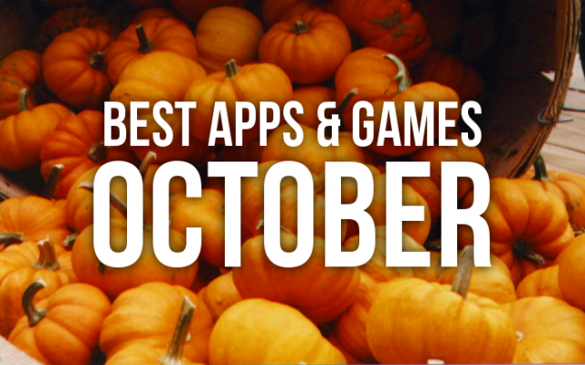 best apps oct