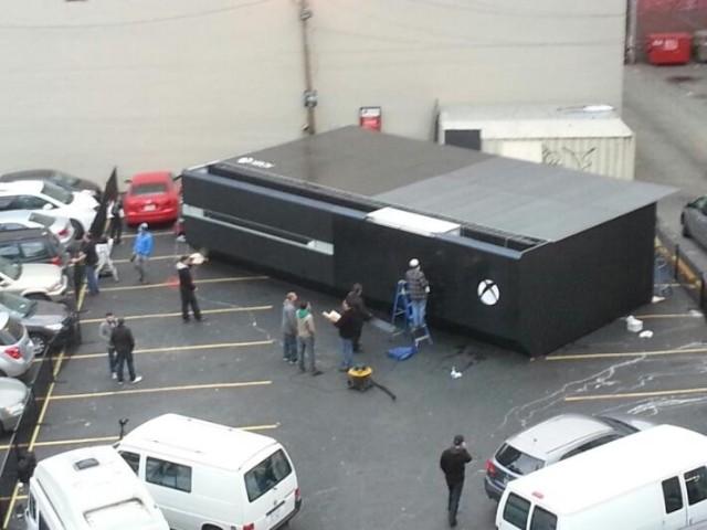 big xbox one