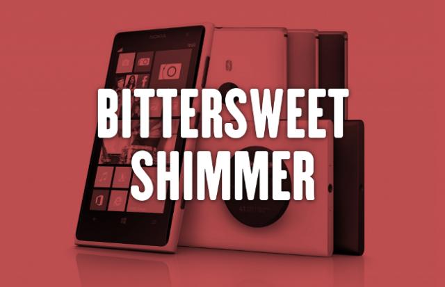 bittersweet shimmer update