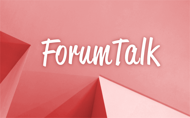 forum talk