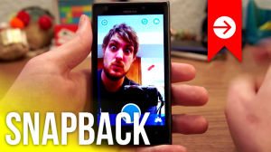 on with Snapback beta (SnapChat for Windows Phone) [Video] | WinSource