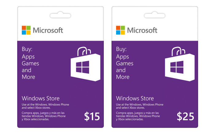 Windows Gift Cards are finally available for purchase from ...