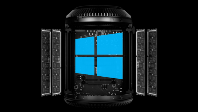 mac pro windows