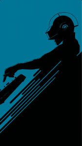 Daft Punk Wallpaper 2