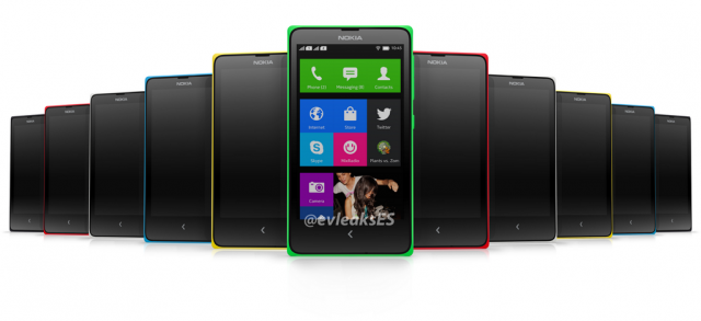 Nokia Normandy 2014