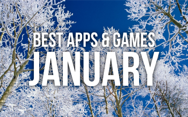 best apps Jan