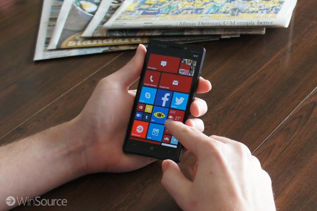 Lumia Icon 2