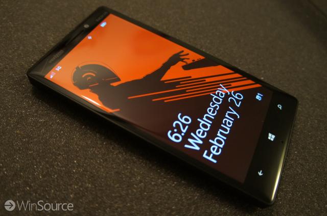 Lumia Icon 9