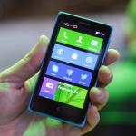 Nokia X-1