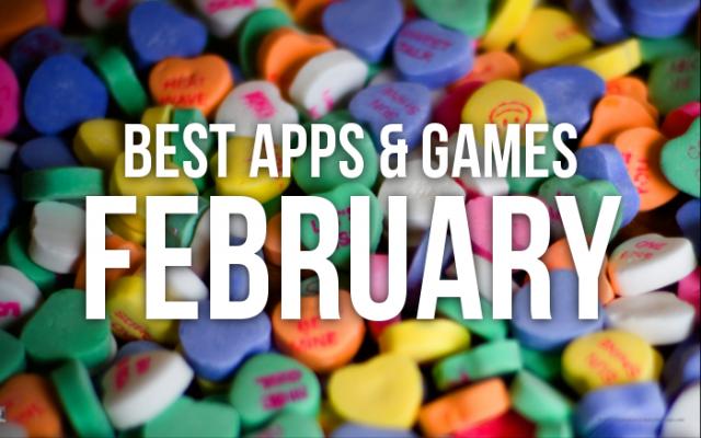 best apps FEB