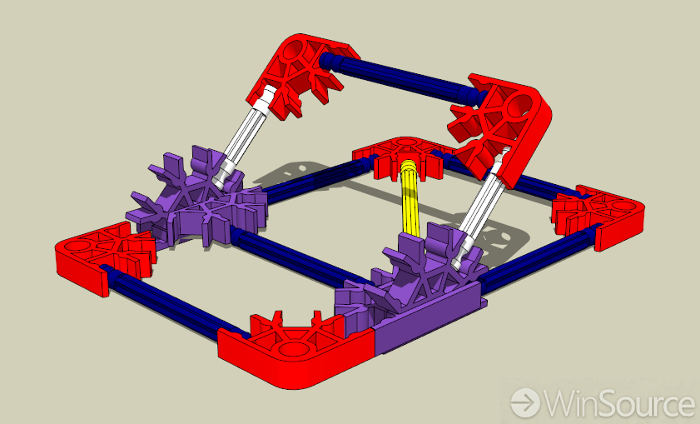 How To Make A Wireless Charging Station Out Of K Nex