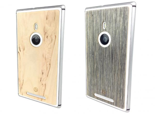 wood lumia 925