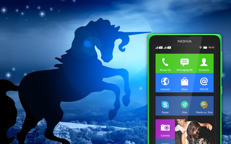 The Nokia X will be Microsoft's first and last Android ...