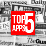 Top 5 Apps news