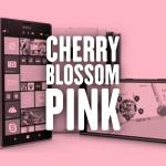 lumia cherry blossom