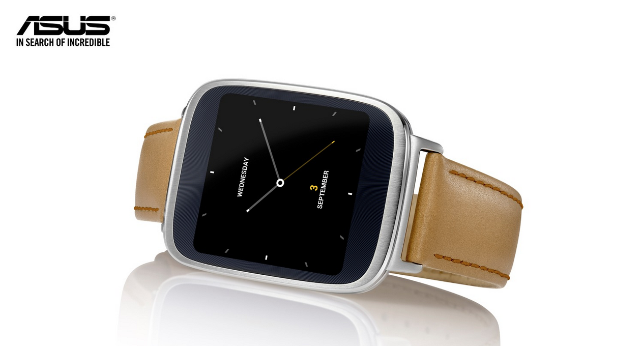 ASUS VivoWatch: the first Windows Smartwatch