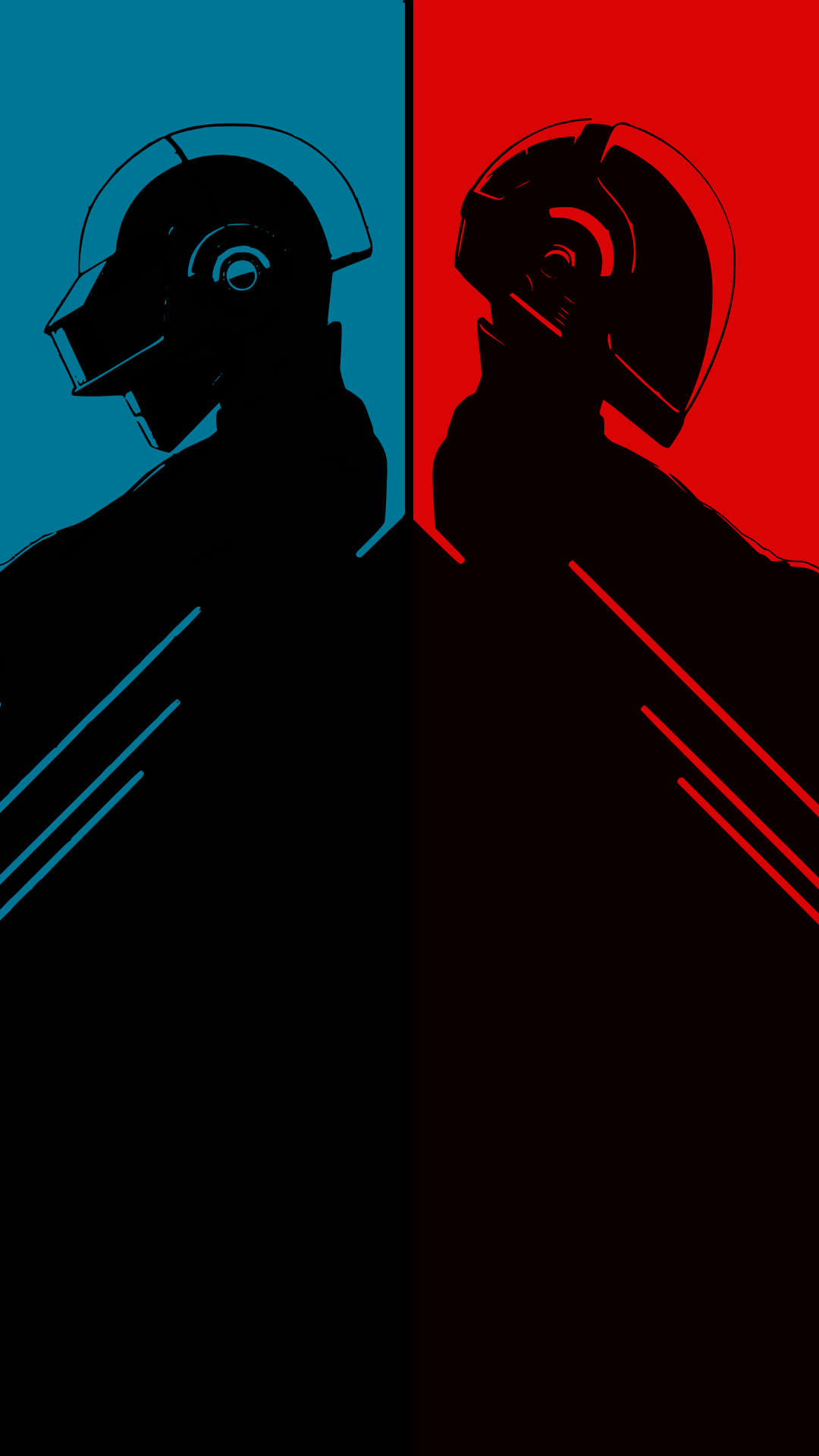 Windows Phone Wallpaper: Daft Punk « WinSource